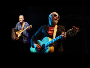 Graham Parker Duo featuring Brinsley Schwarz