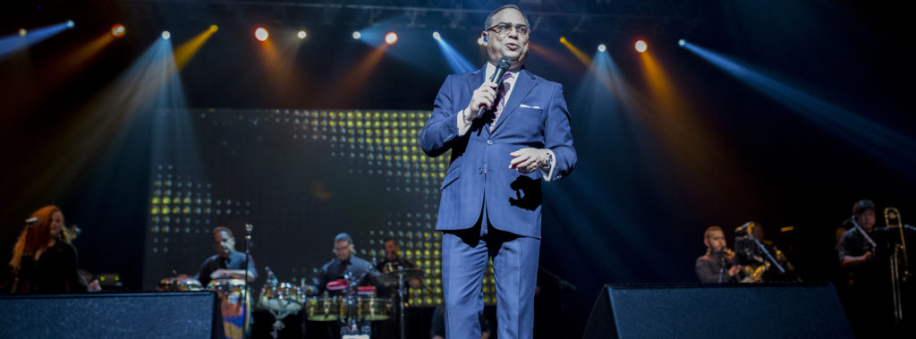 HBO Latin Special with Gilberto Santa Rosa